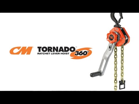 Tornado 360 Ratchet Lever Hoist