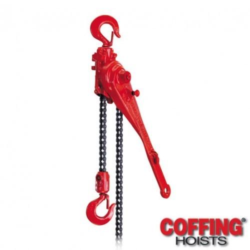 wg 15 ton 60 lift coffing lever hoists coffing manual. Black Bedroom Furniture Sets. Home Design Ideas