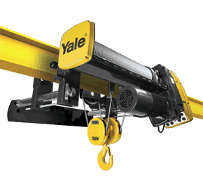 Quick Ship 10 Ton Monorail Hoist Yale YK / Shaw-Box SK
