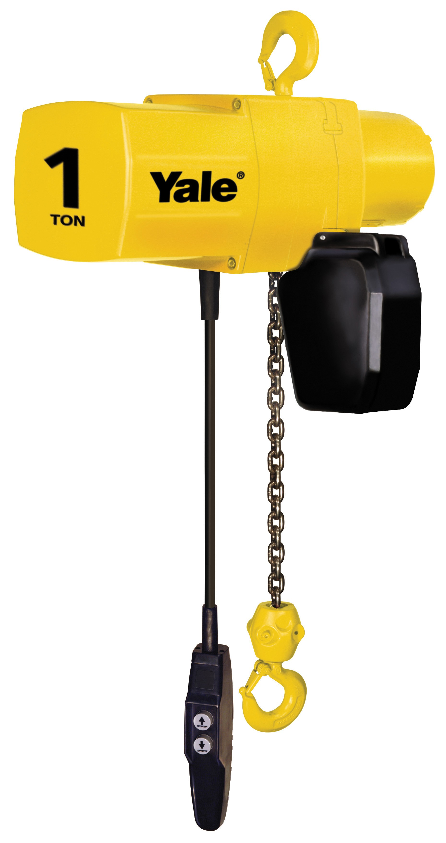 Yale yjl electric chain hoist for 1 4 ton chain motor