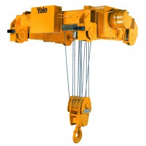 YALE - Cable King 25 Ton Electric Wire Rope Hoist (11fpm & 49' Lift Single Reeve)