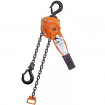 YALE / CM Series 653 1-1/2 Ton Lever Hoist (Less Chain / No Chain)