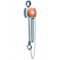 CM - HURRICANE 360 1 Ton Hand Chain Hoist (30' Lift / 28' Drop)