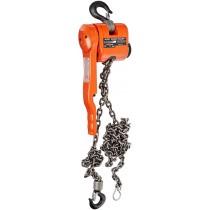 CM - Short Handle Puller 1-1/2 Ton Lever Hoist (5' Lift)