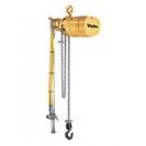 YALE KALC - 2 Ton Air Chain Hoist (5fpm) Spark Resistant